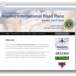 Bradlely International Road Race screenshot
