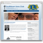 Southtown Lions Club screenshot