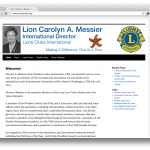 Lion Carolyn Messier screenshot